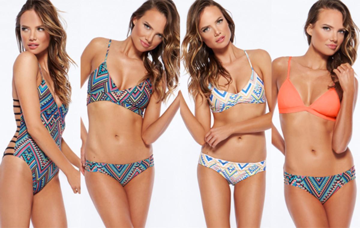 L Space 2015 Ethnic Print Bikinis
