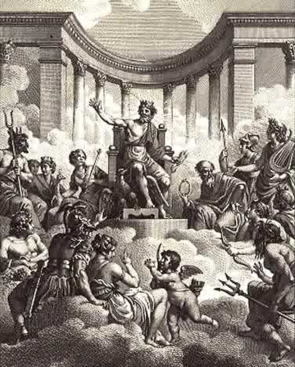 Famous Goddesses In Greek Mythology