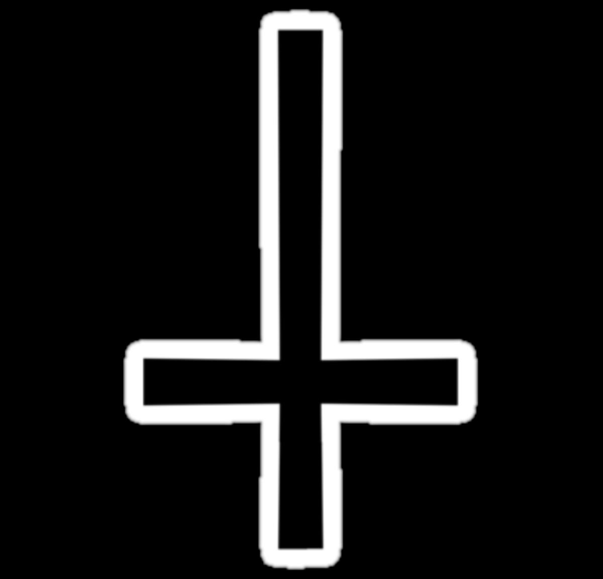 Upside Down Cross