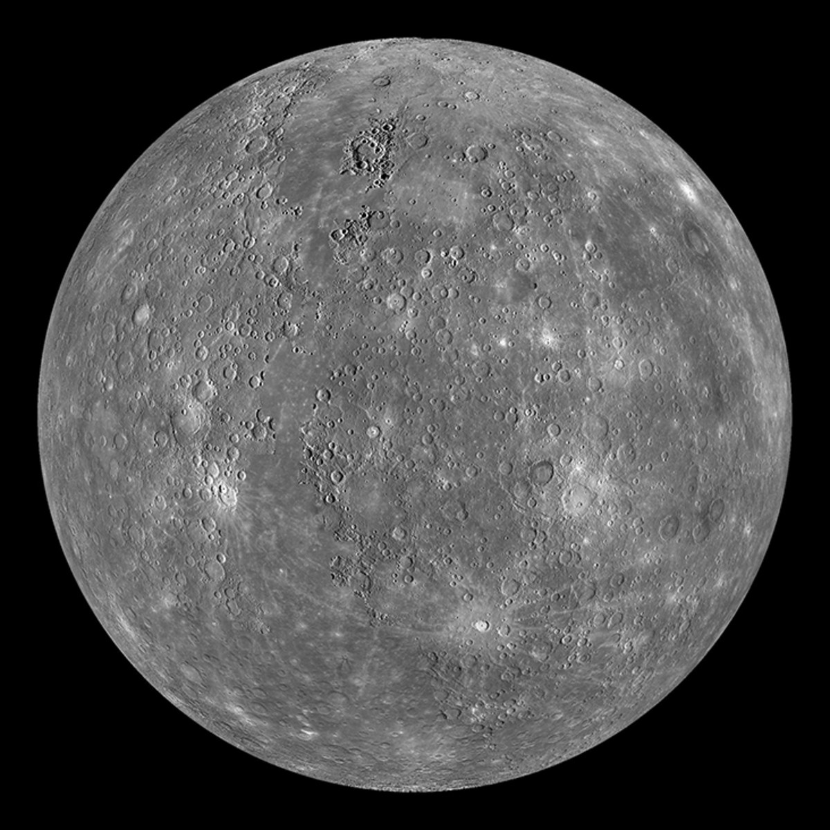 Top Ten Facts About Mercury