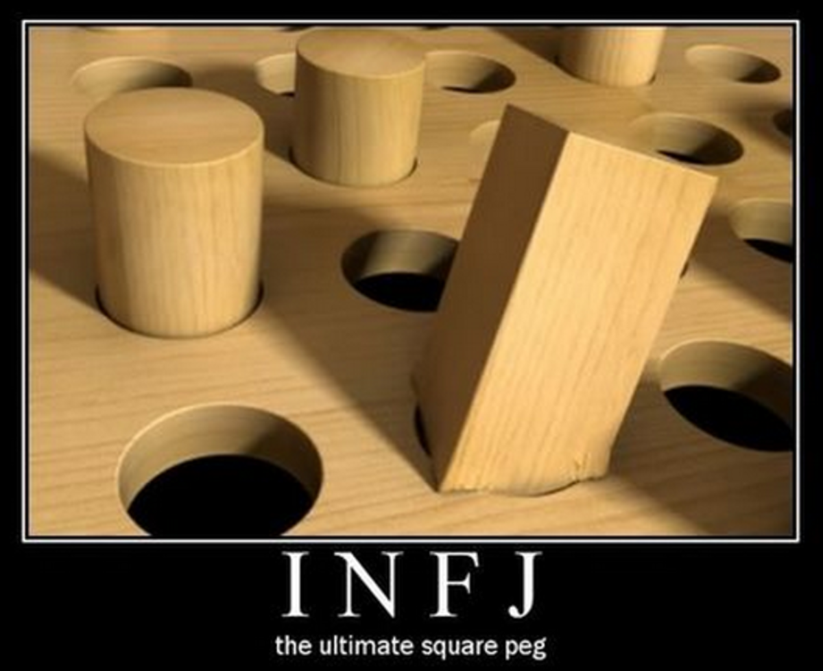 Why Are INFJ's Psychic? | HubPages