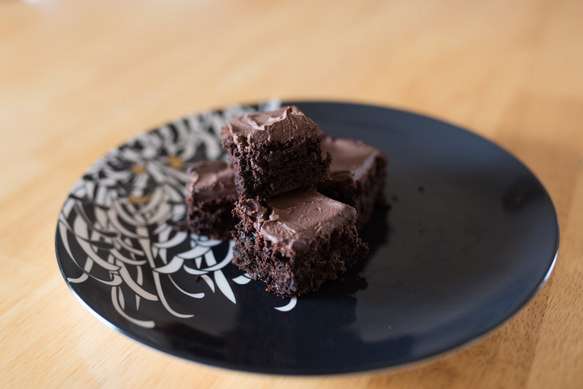 Slimming World Chocolate Brownie Recipe