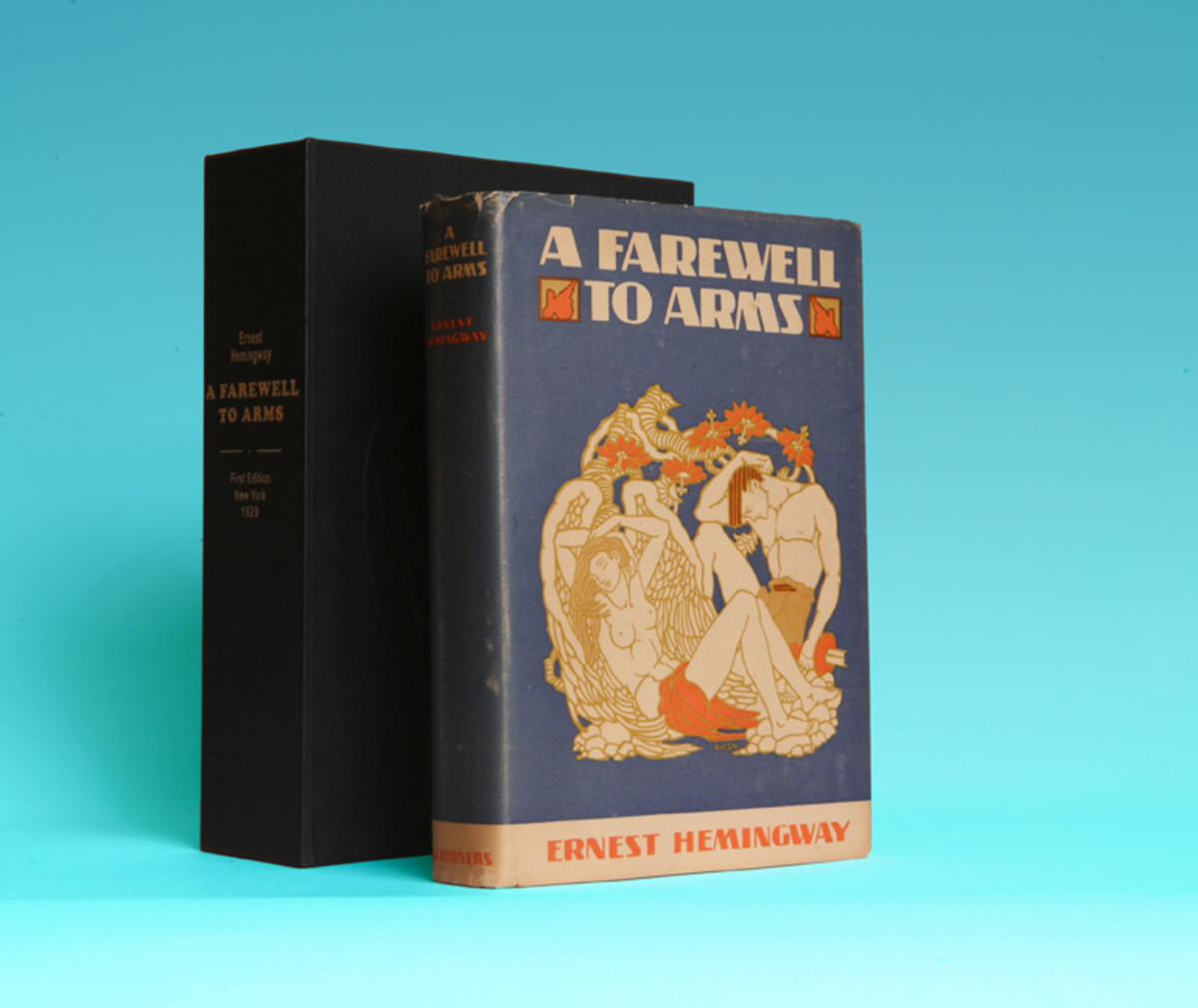 symbolism and foreshadowing in a farewell to arms by ernest hemingway