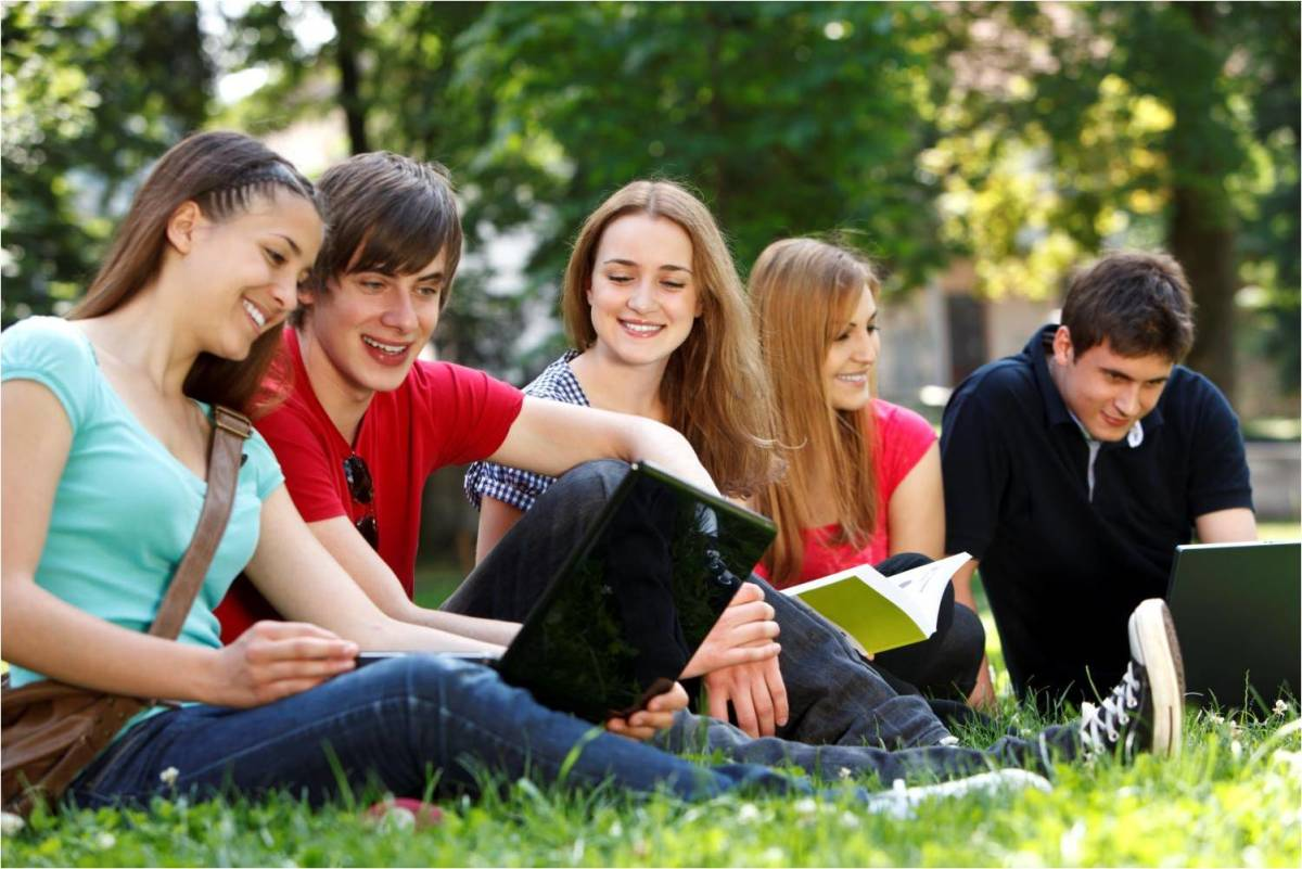 Studying in a group is a fun and effective way to improve your grades!