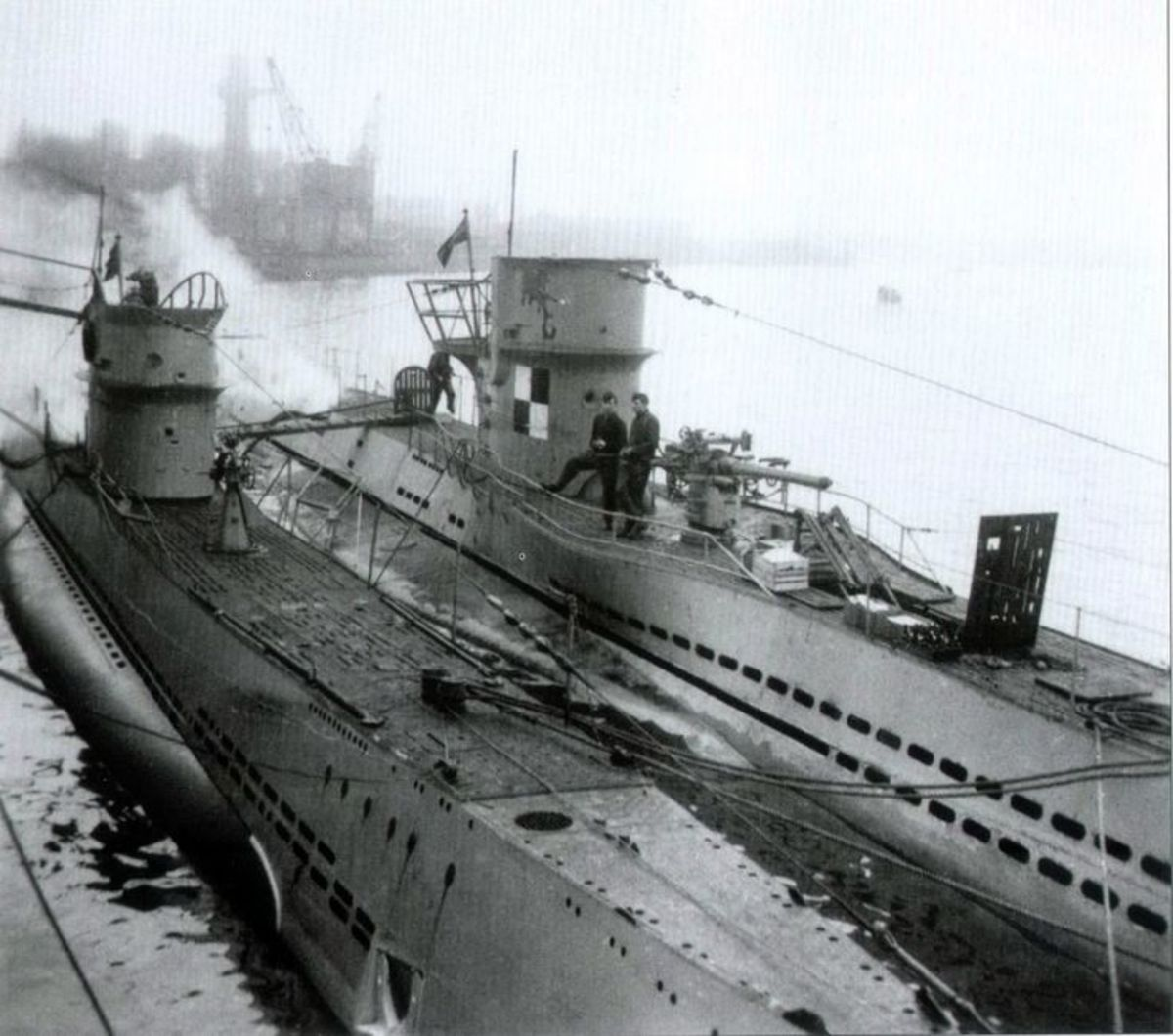 German training sub