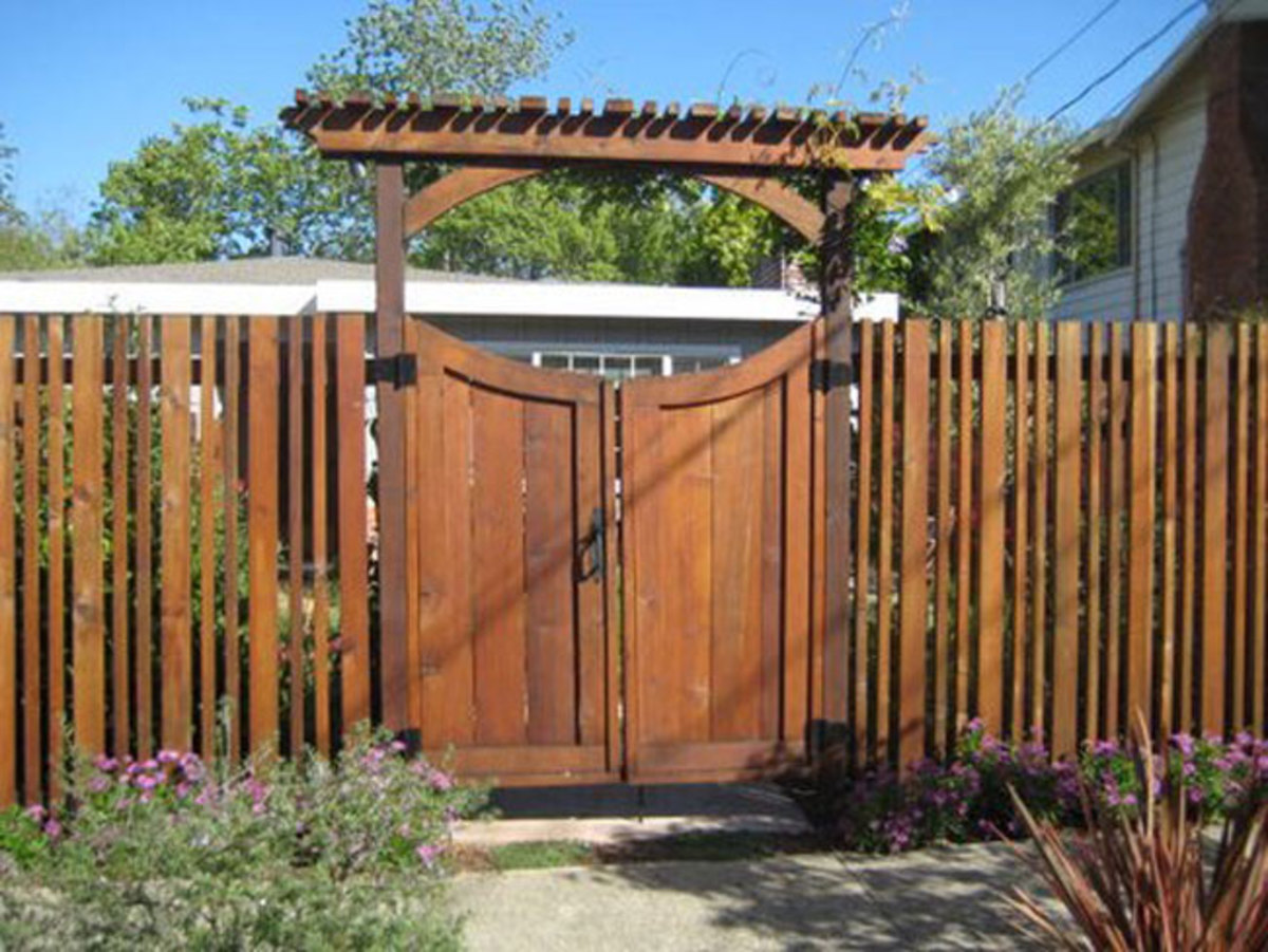 Customized Fence and Gate