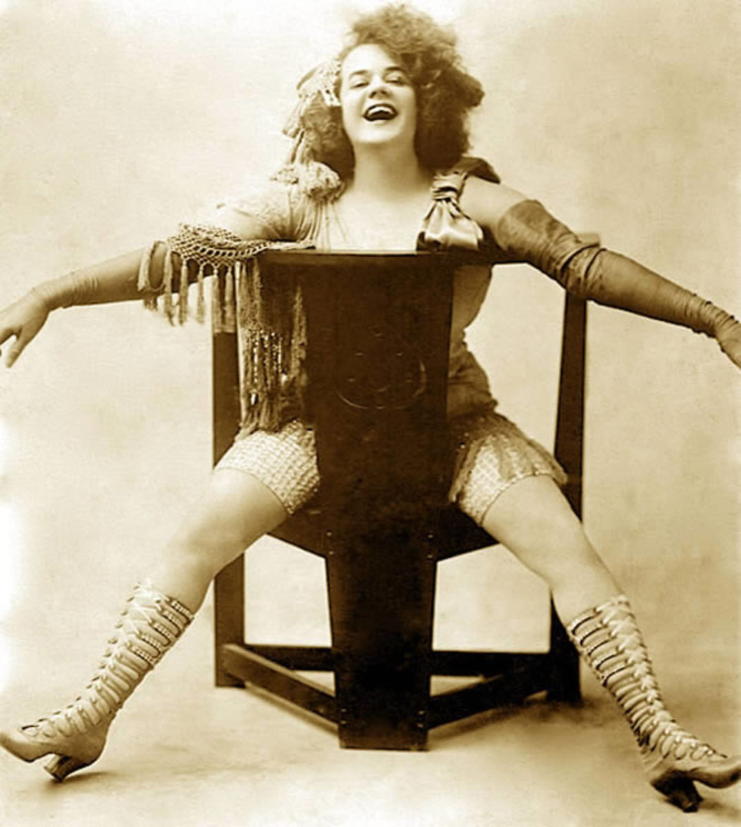 6 Women of Vaudeville