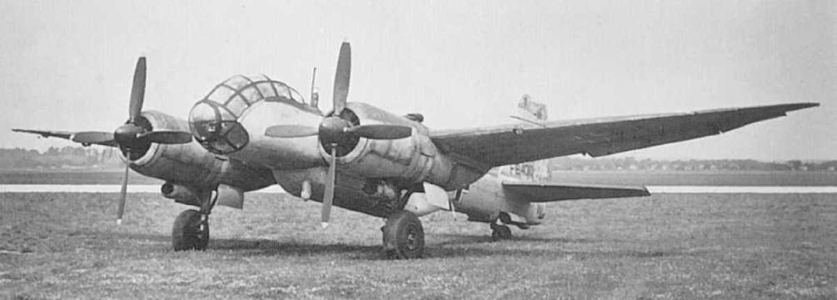 The Junkers Ju 388.