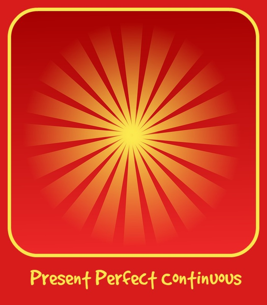Fun Activities to Practise the Present Perfect Continuous