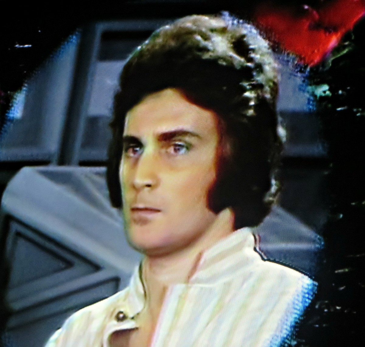 """Robin Ward is the Canadian actor who plays Garth on """"The Starlost"""" he was born in London, England, and is a wonderful television personality. He is known for hosting the well know game show, """"Guess What?"""" in Canada in the 1980s."""