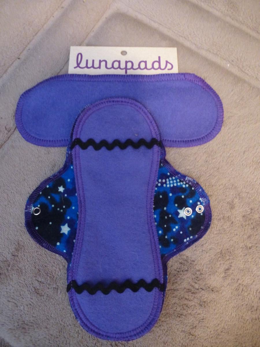 Lunapads Organic Mini Pad & Insert Set