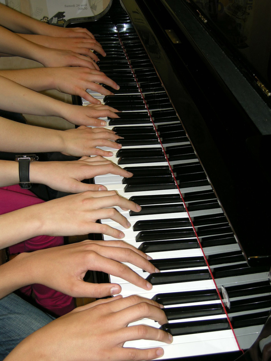 hobby-of-playing-the-piano