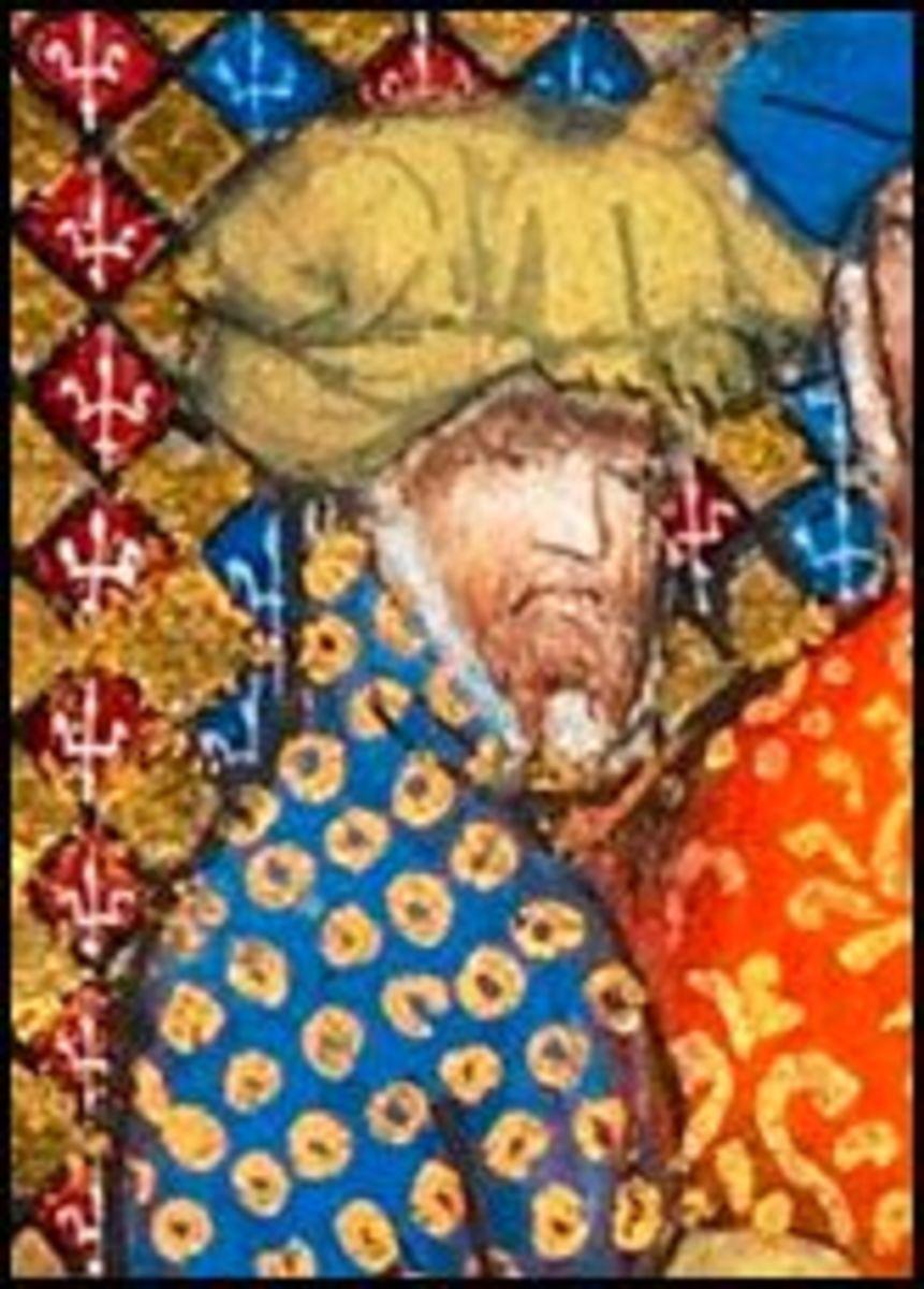 John Holland 1st Duke of Exeter, Richard III's Great-Great Grandfather?
