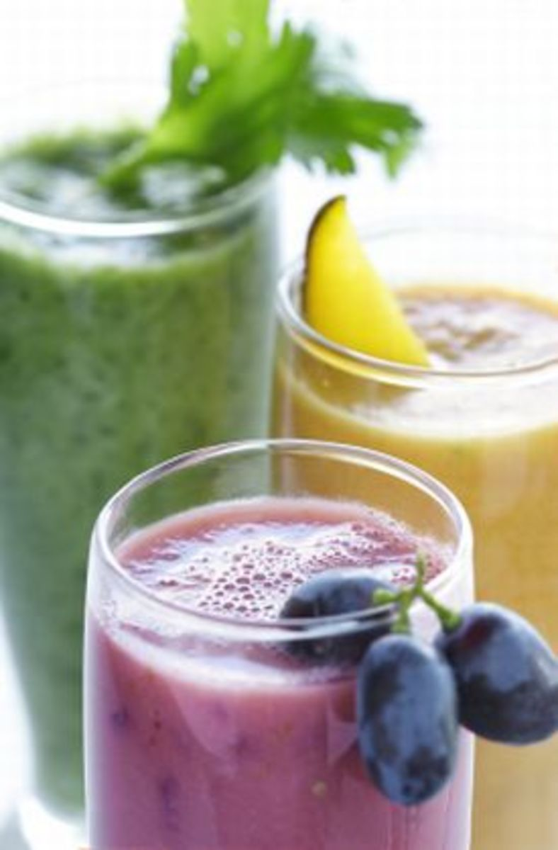 Drinking natural juices will boost the skin and will help you lose weight at the same time.