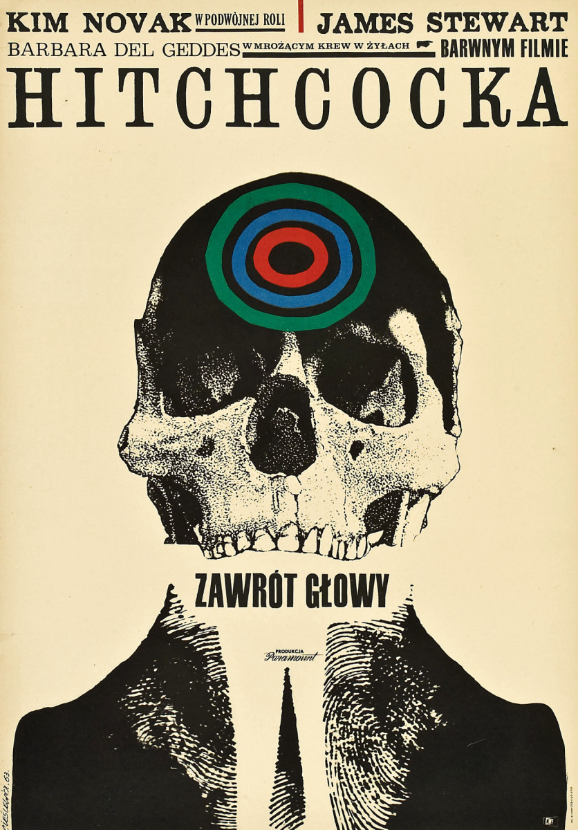 Of Skulls and Bones: 5 Movie Posters from Poland