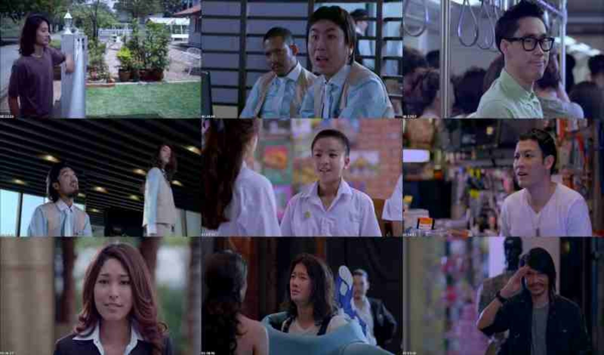 My Name Is Love 2012 - Thai Romantic Comedy Movie Review (Khao riak phom wa kwam rak)