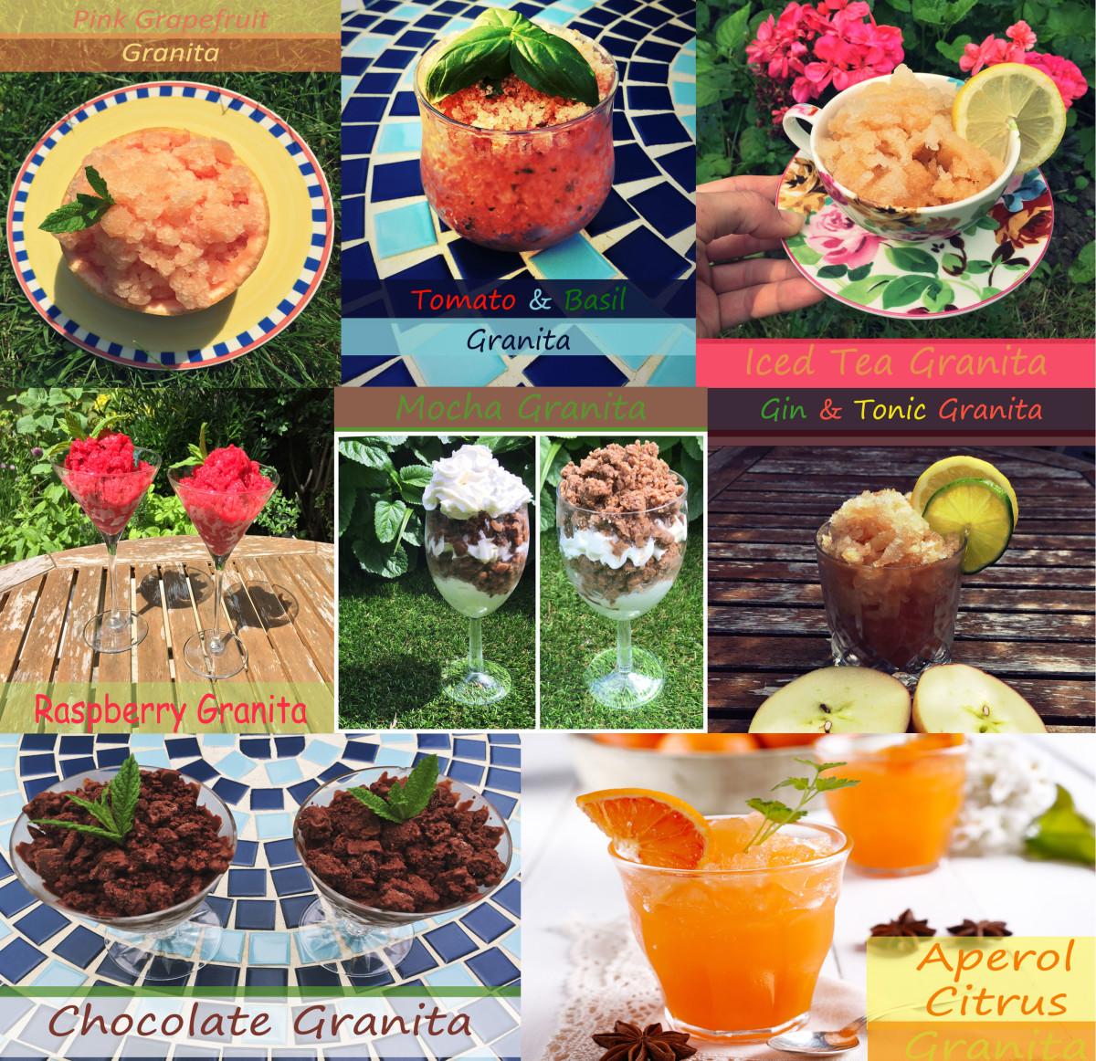 8 Granita Recipes