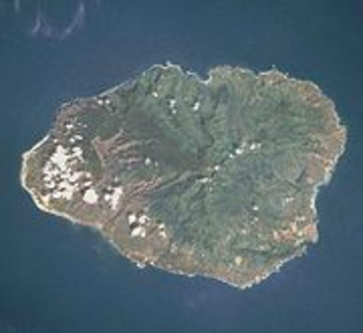 Kauai has a land area of 552.3 square miles