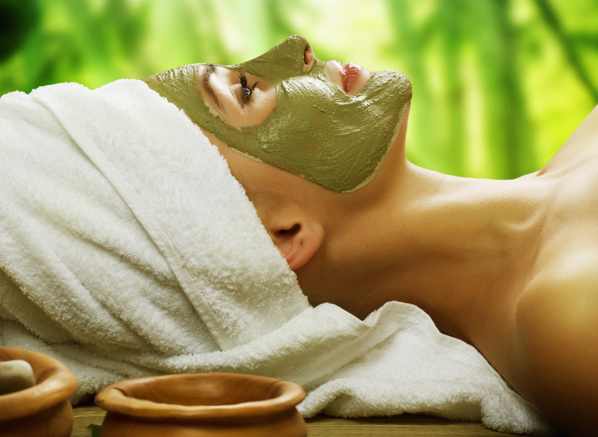 How to use green tea in your skincare.