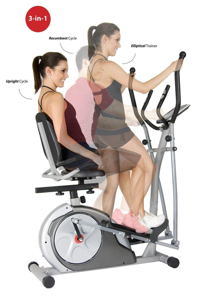 Body Rider 3-in-1 Trio Trainer