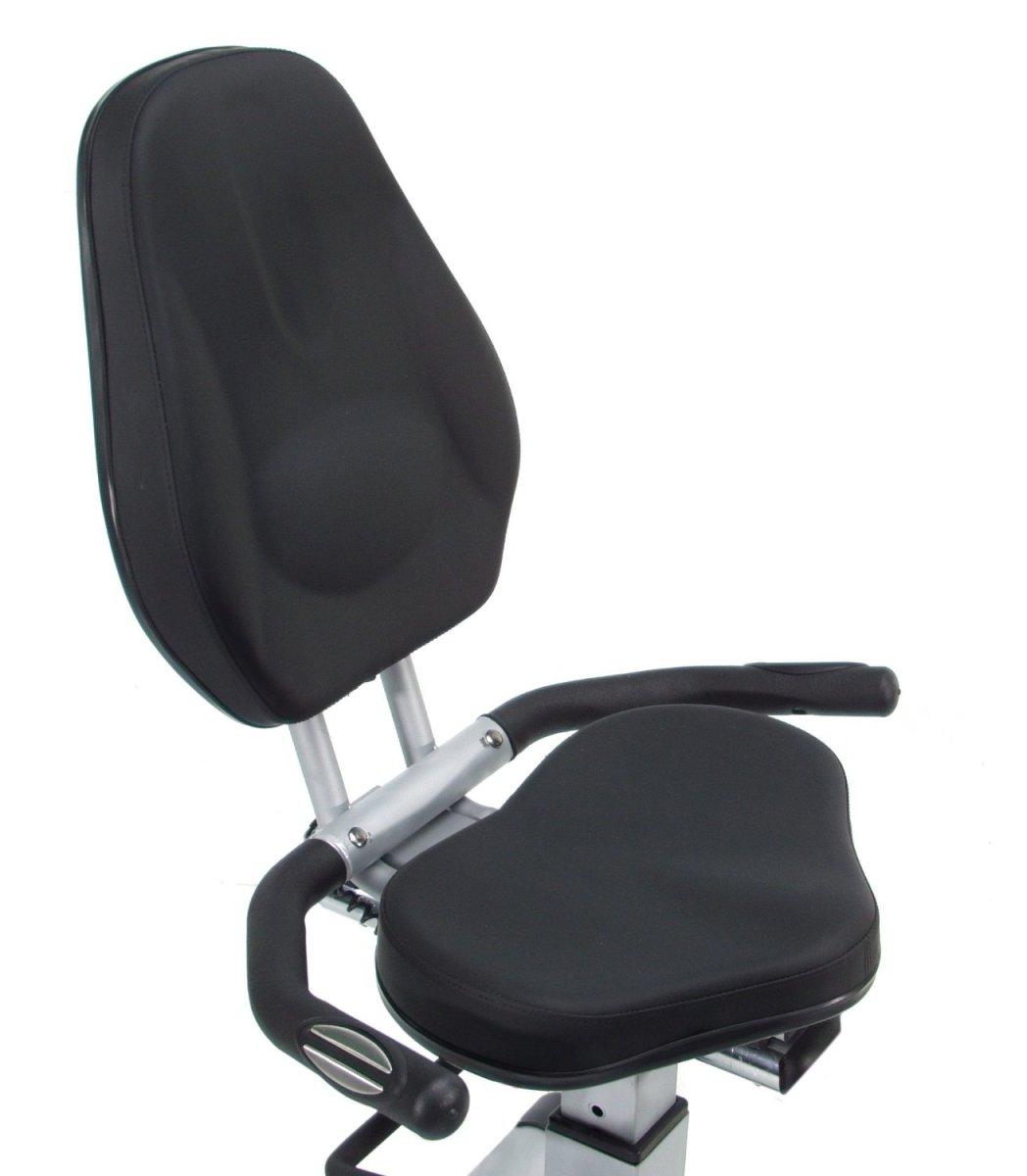 Stamina Elite Total Body Recumbent Exercise Bike seat