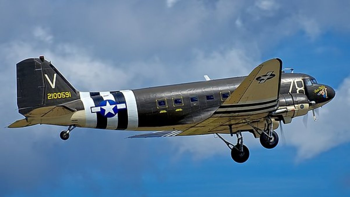 The History of the Dc-3( Dakota) With the Indian Air Force