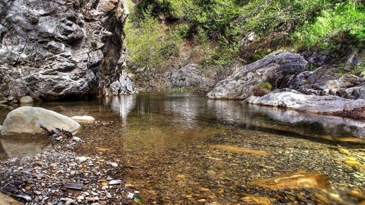 Ikogosi confluence