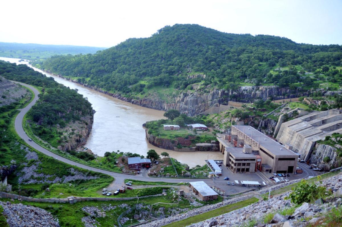 Shiroro Dam