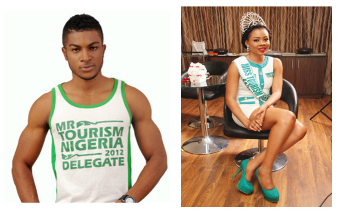 Mr & Miss Tourism, Nigeria