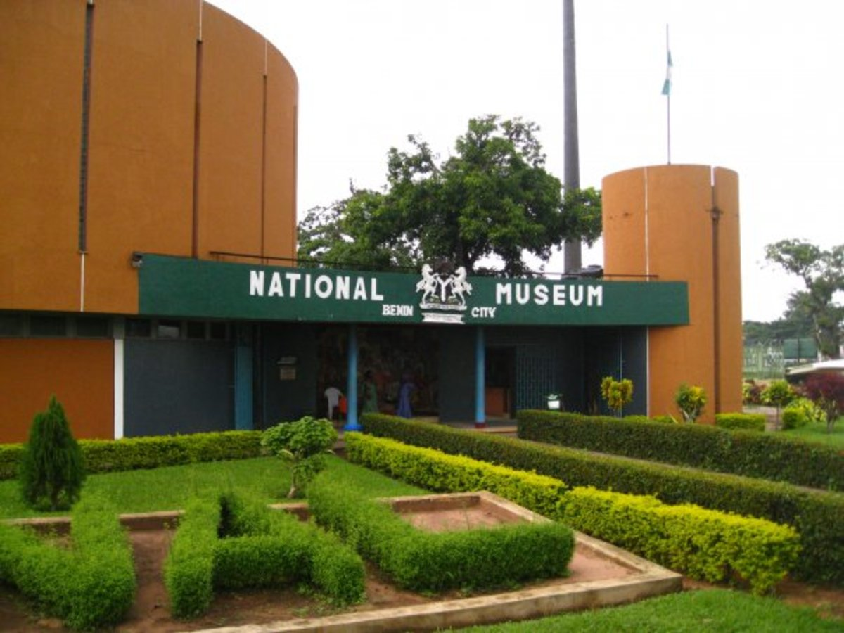 National Museum Benin city