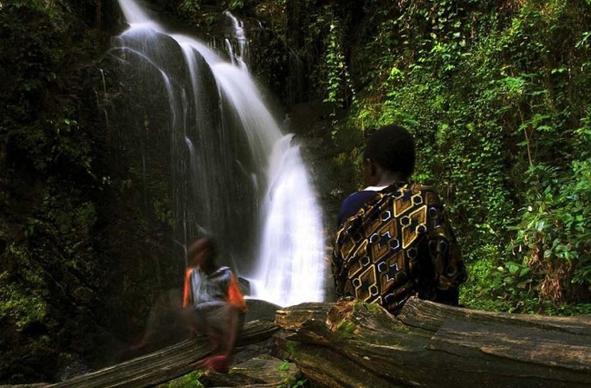 Olumirin Waterfalls, Erin Ijesha