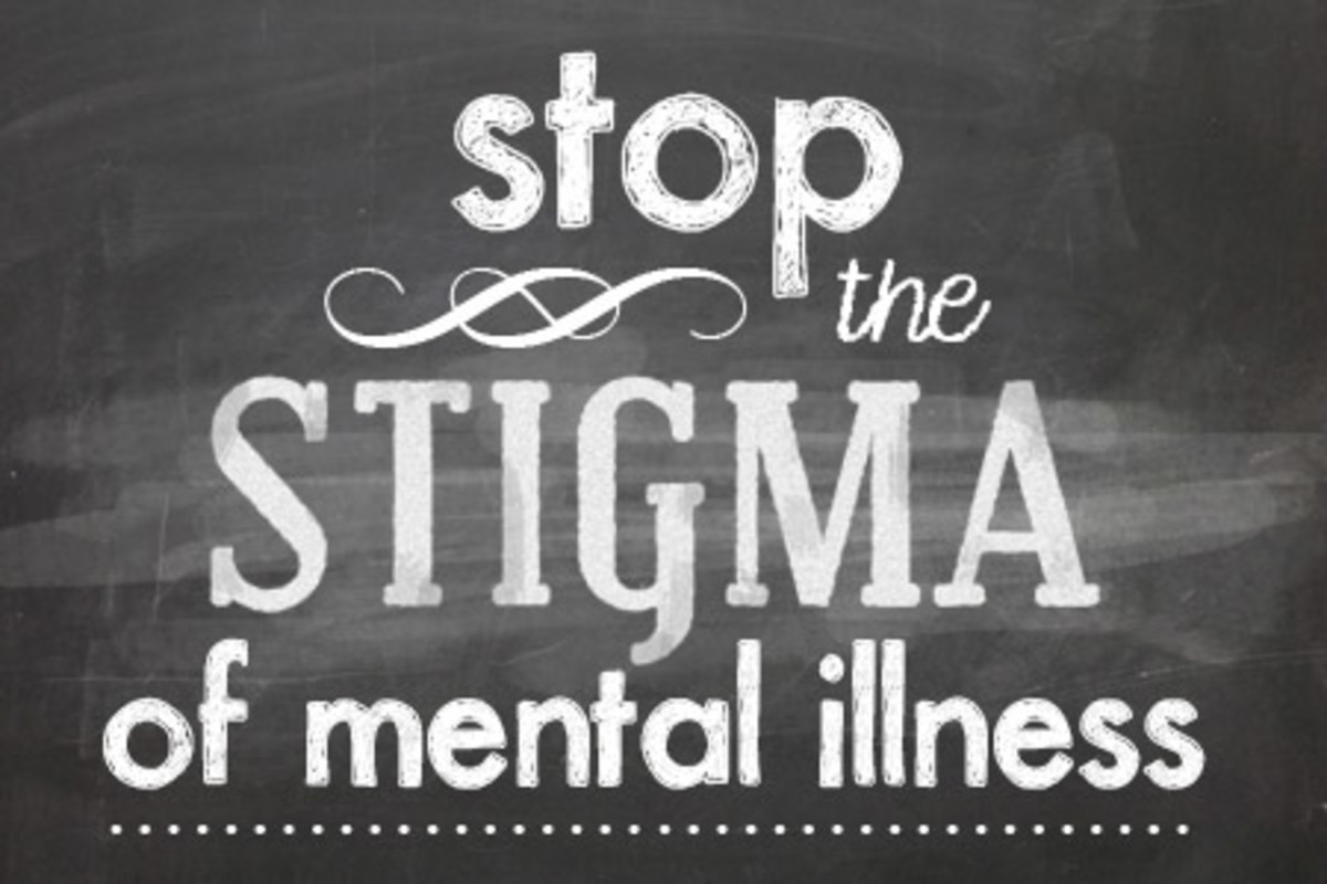 Combating The Stigma Associated With Mental Illness