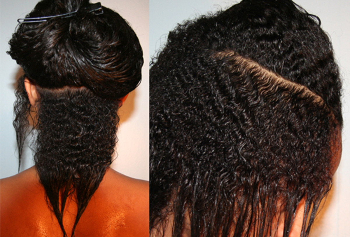 Natural Hair Styles. At Every Stage