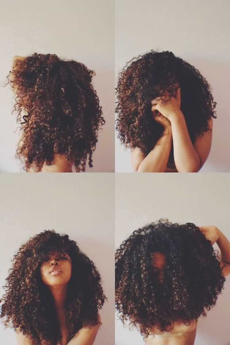Natural Hair Styles At Every Stage Hubpages