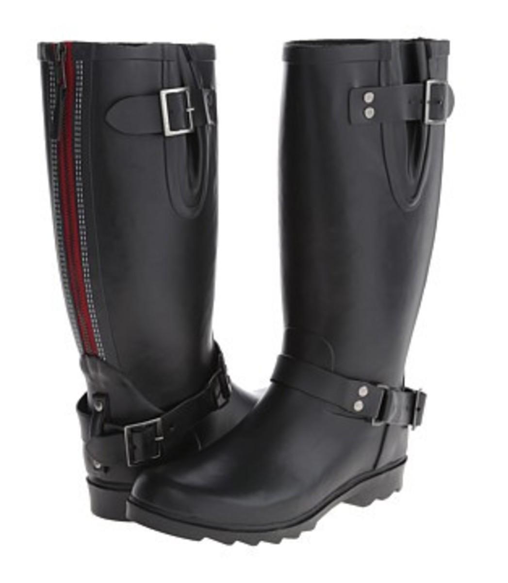 Gabriella Rocha Mariene Wide Calf Rain Boots