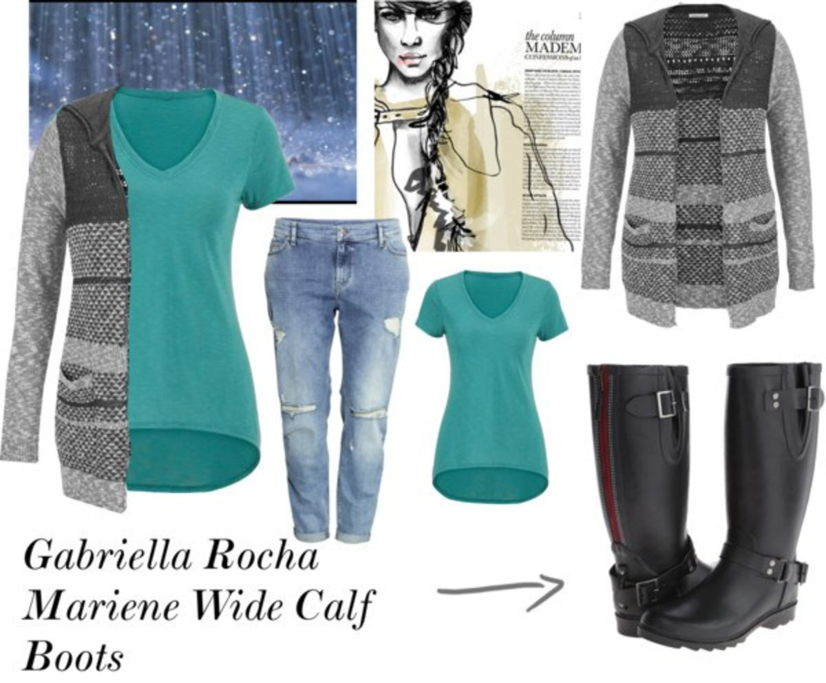 Click Image To Get All These Looks - Including the Boots!!