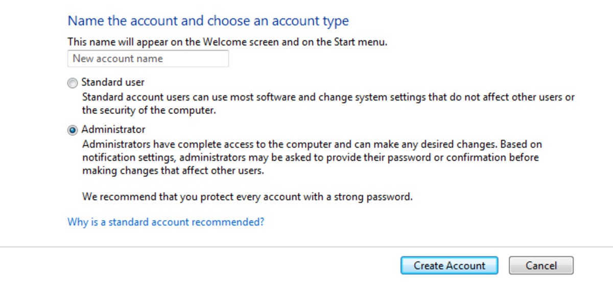 In order to make administrative changes in your Windows computer, always make sure to enable administrator privileges