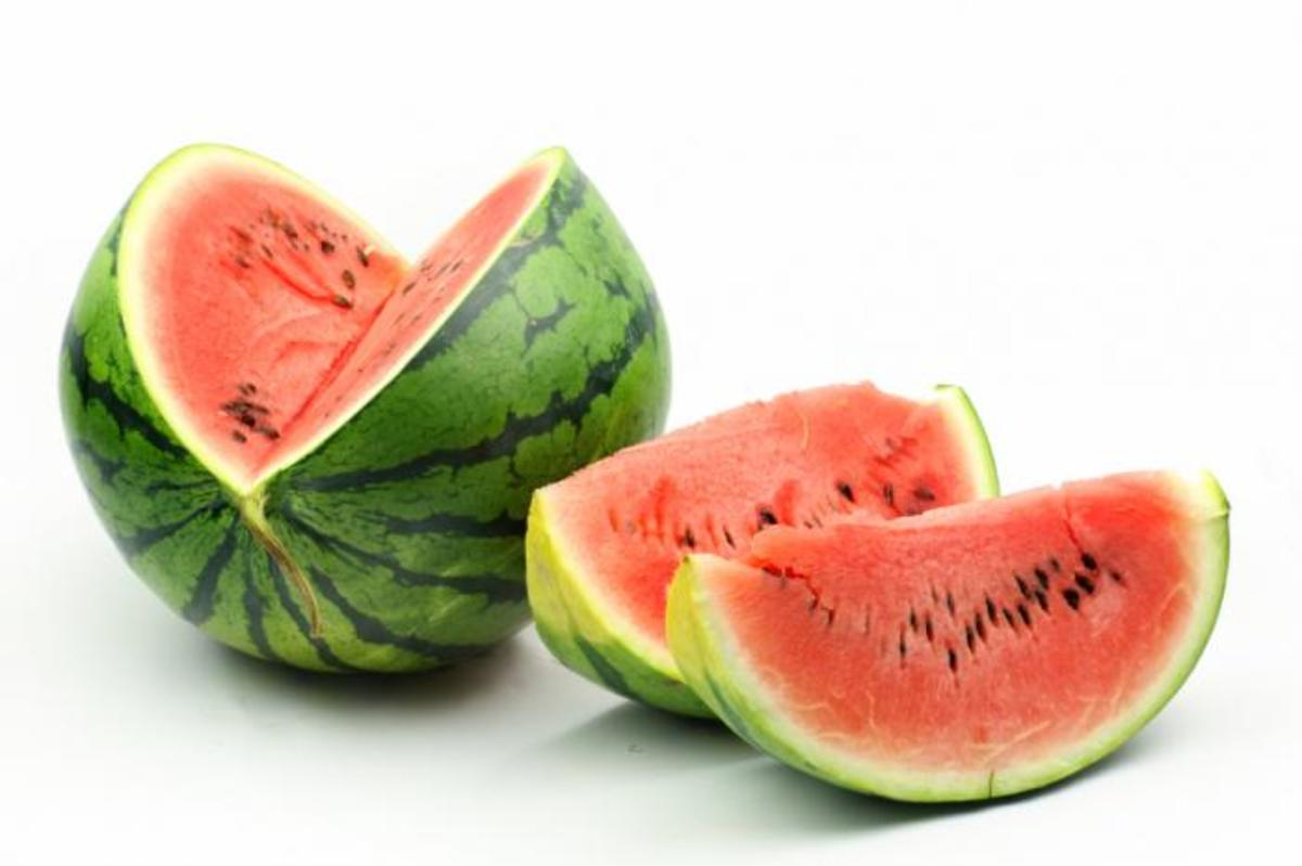 watermelon is very healthy