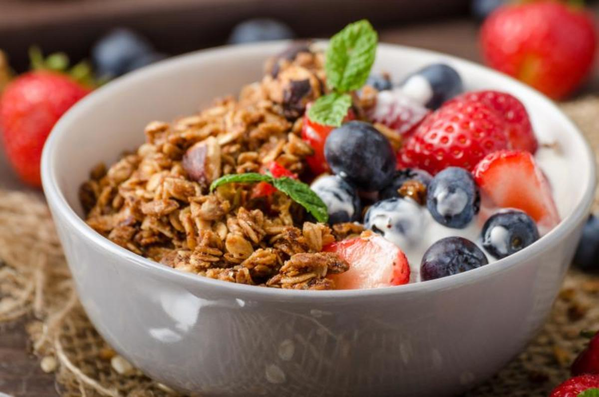 energy foods for breakfast