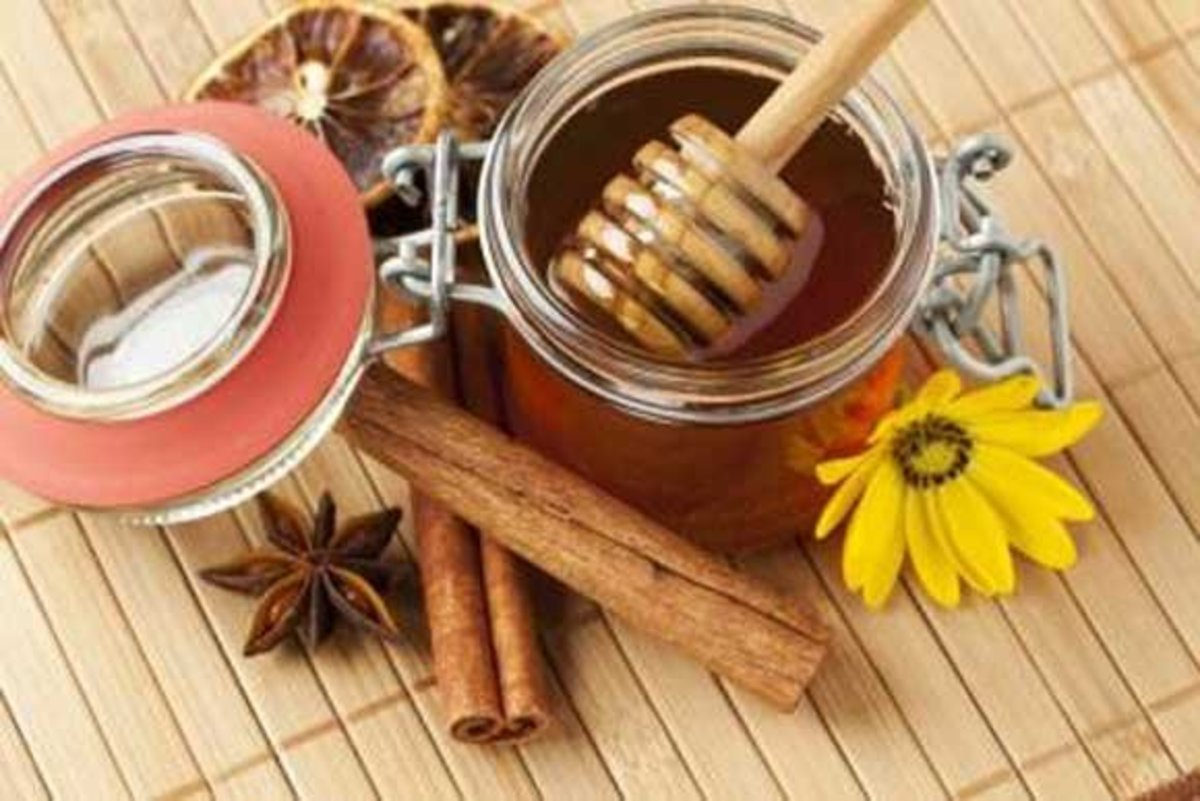 benefits of cinnamon and honey