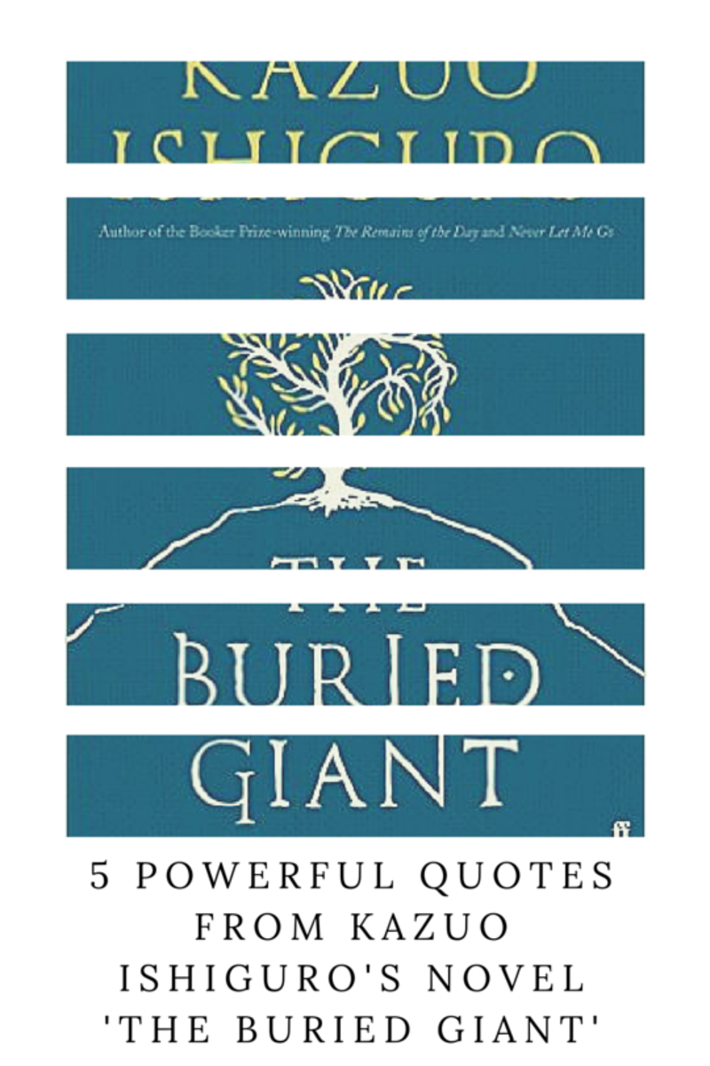 5 Powerful Quotes from Kazuo Ishiguro's Novel 'The Buried Giant'