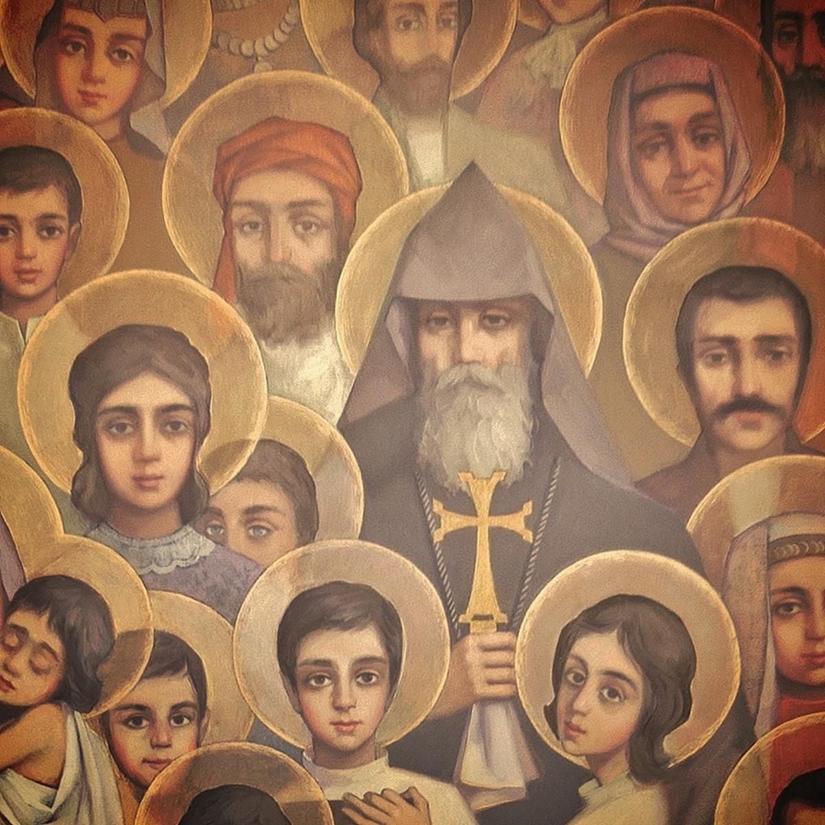 Christianity is a big part of Armenian cultural anthropology