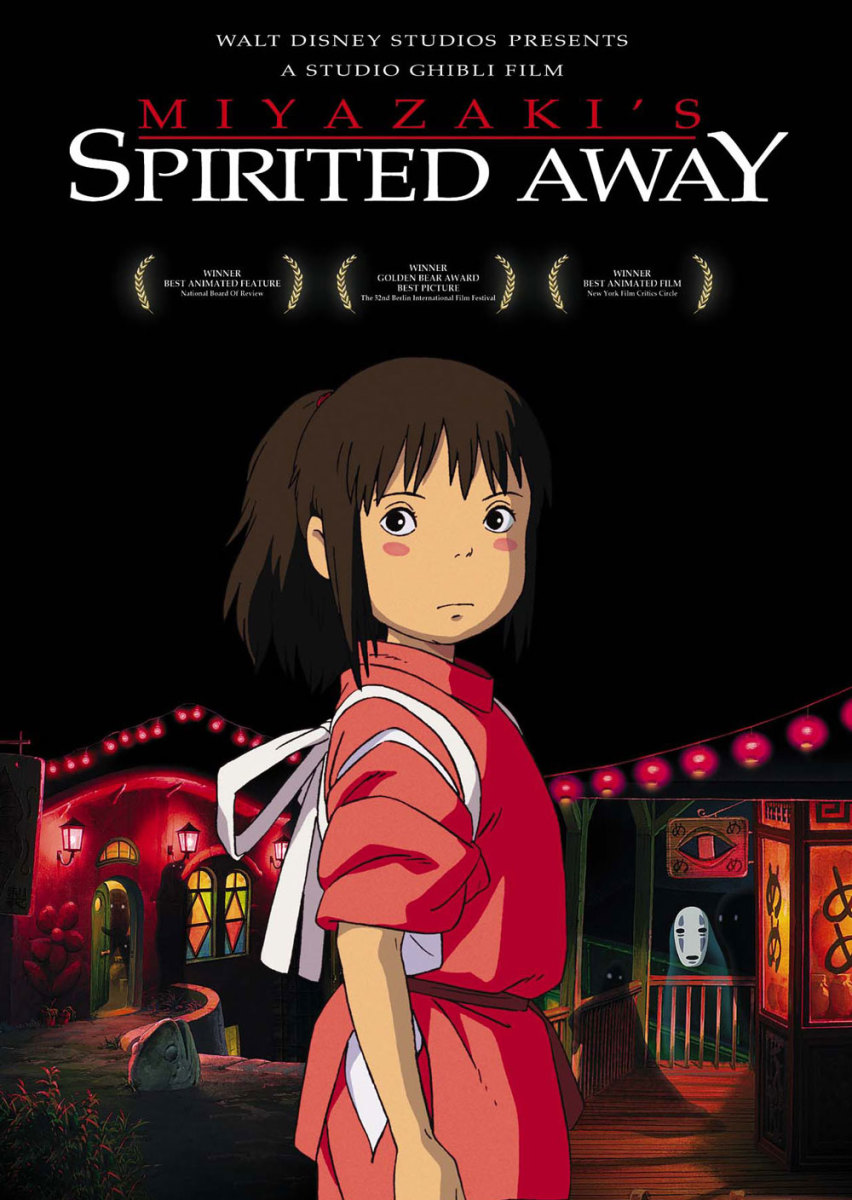 Film Review: Spirited Away