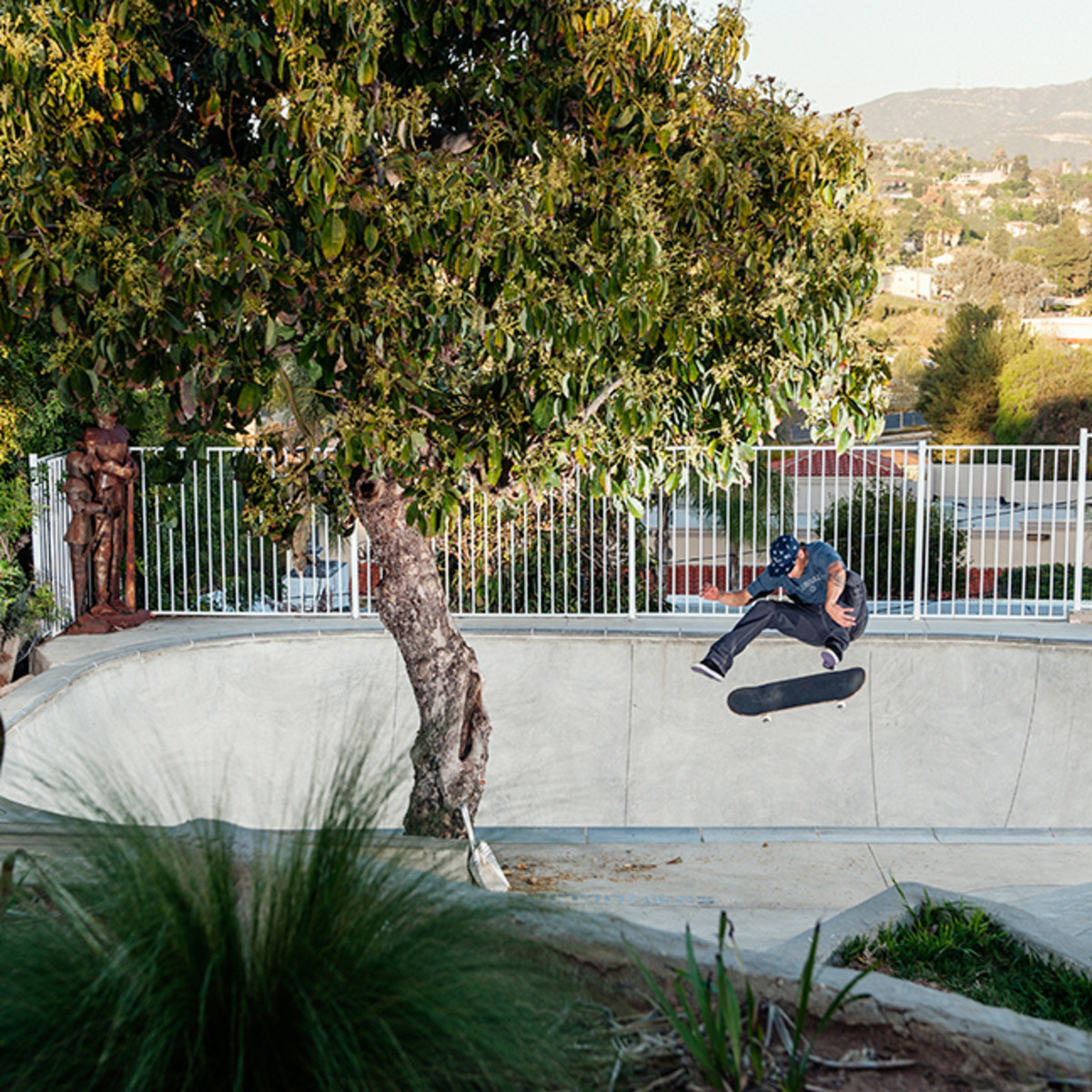 5 Backyard Skateparks Built For Pro Skaters