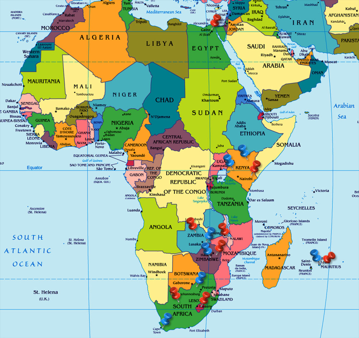 Interesting Facts You should Know about Africa:Vol 2
