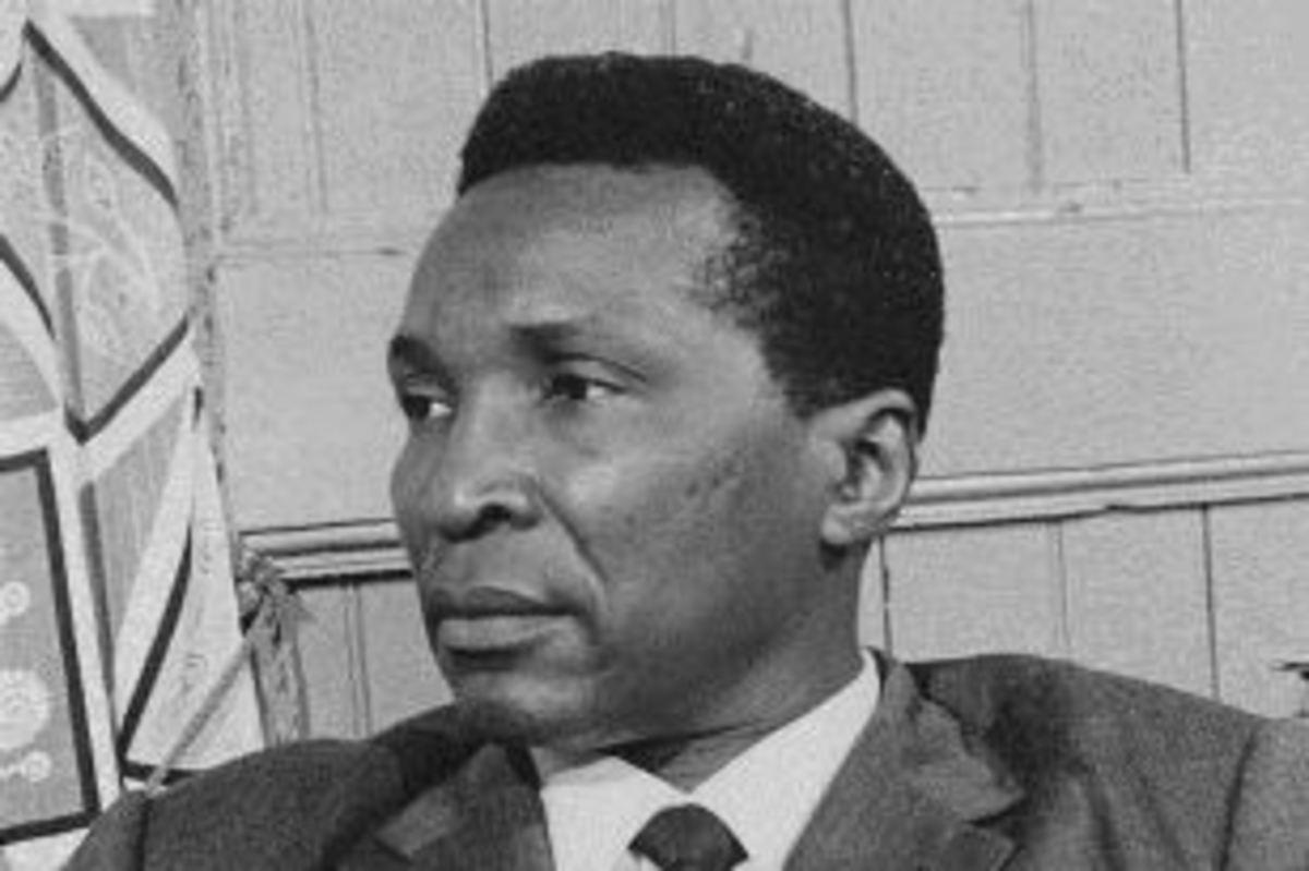 Equatorial Guinea's First President, Francisco Macias Nguema.