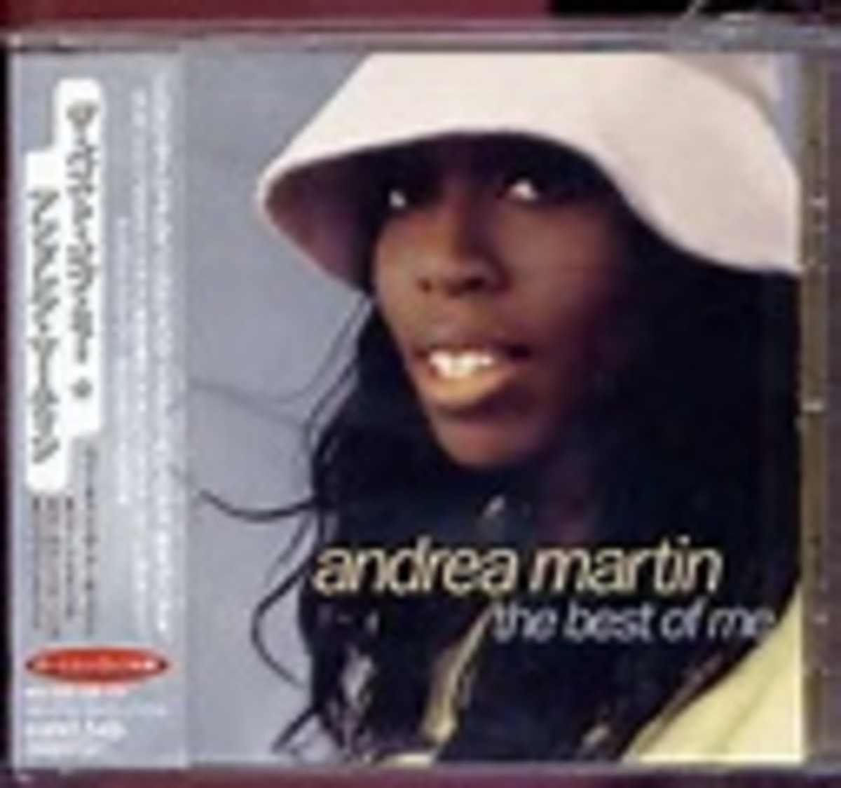 In 1998, songwriter Andrea Martin released her own album called The Best of Me.  The single Let Me Return the Favor peaked at #82 on the Billboard Hot 100.