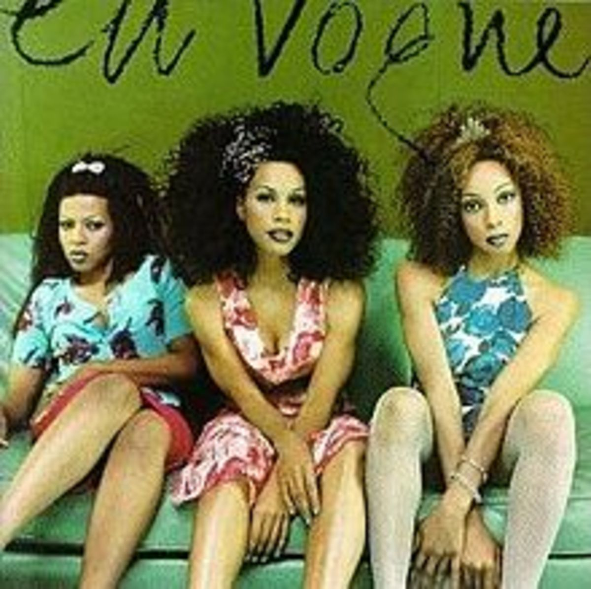The success of Don't Let Go (Love) drove the label to get En Vogue back into the studio to record EV3, which features Don't Let Go (Love)as a single.