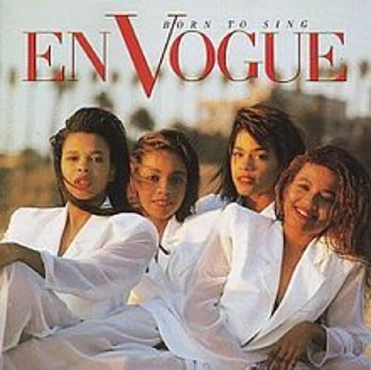 In 1990, En Vogue released their debut album Born to Sing which featured the soulful and sexy single Hold On.