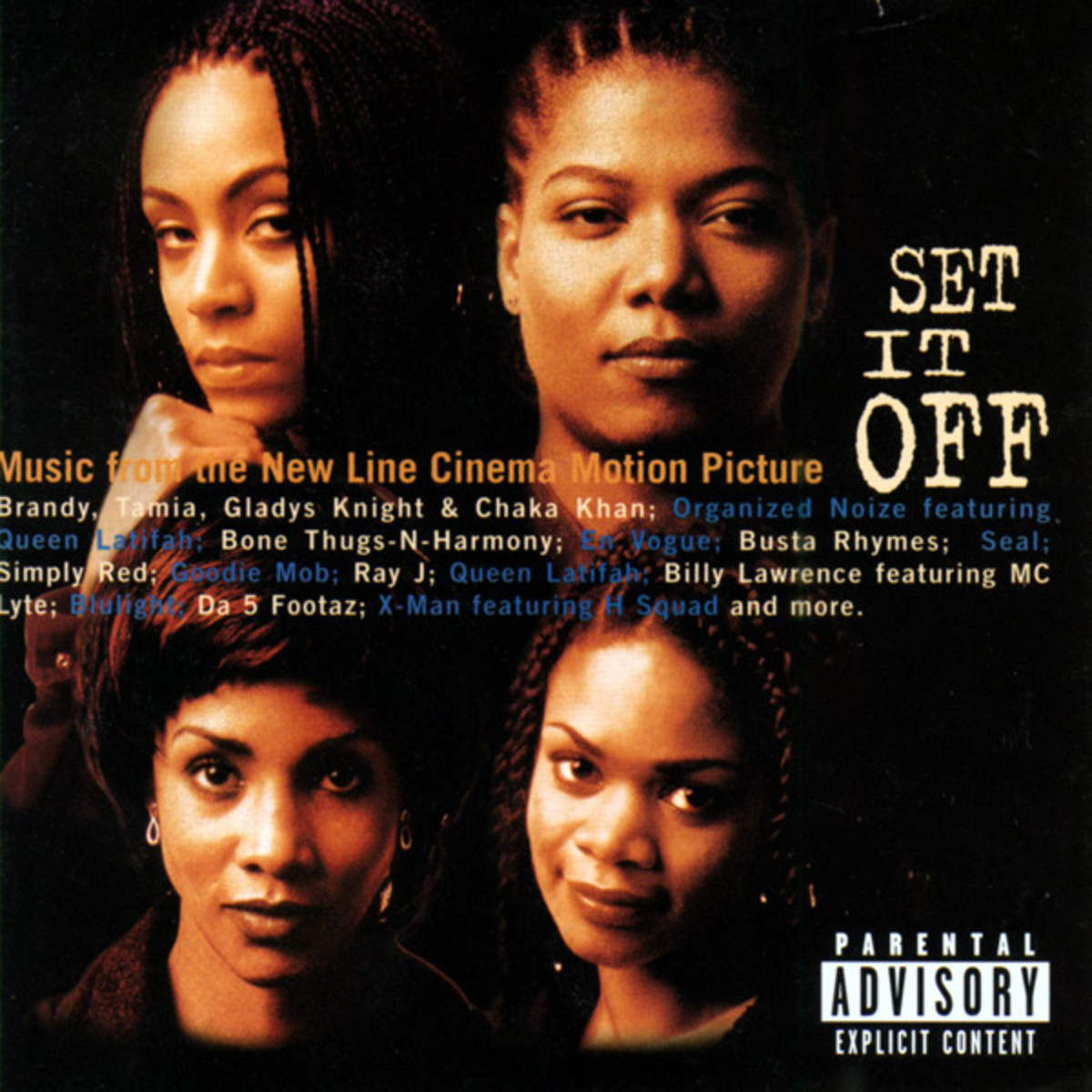 Don't Let Go was originally recorded for the Set It Off Soundtrack.